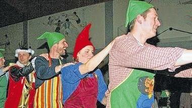 Fasching Im Marchenwald Main Post